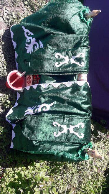 usaq ucun iki mertebeli kravat в Кыргызстан: Бешик, шимек, горшок, лента, держатель, култук. Колыбель. Качалка
