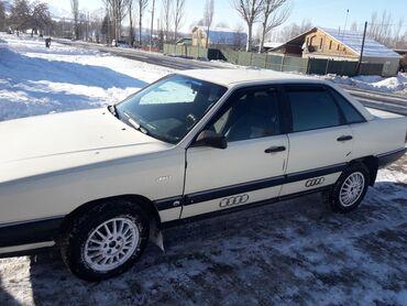 теплые рубашки в клетку в Кыргызстан: Audi 100 2.2 л. 1987
