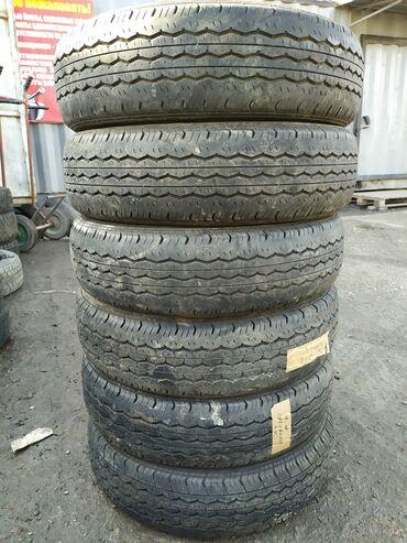 шины 195 65 r15 лето купить в Кыргызстан: 195/80/15 С Bridgestone;Япония, в наличии 6 шт;Без пробега по КР;С