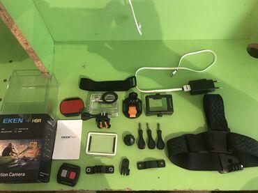 Eken H9R Action Camera. Yanvar ayında alınıb, alınandan indiyənə qədər