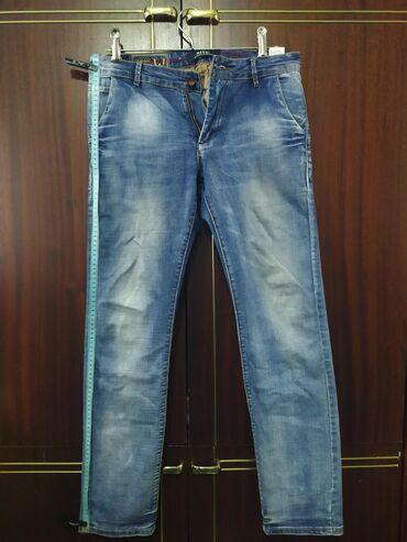 мужские куртки зимние бишкек в Кыргызстан: Хорошие, с отличным материалом мужские штаны - 6 шт., покупались в