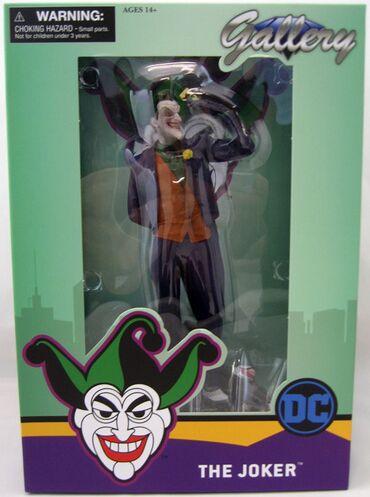 DC Comic Gallery - The Joker  Novo i neotpakovano - nema delove