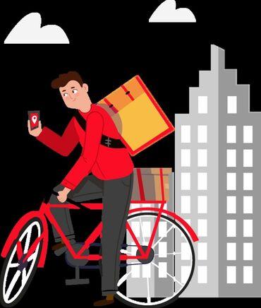 paketci teleb olunur в Азербайджан: Donerxanaya paketci teleb olunur. Shexsi velosipedi ile kim islemek