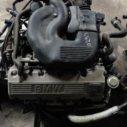 Двигатель на бмв 318 из Японии с маленьким пробегом 29942т.км.наш в Novopavlovka