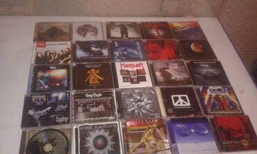 диски музыка в Кыргызстан: Продаю 120 дисков, для циенителей рок музыки, по одному не продаю