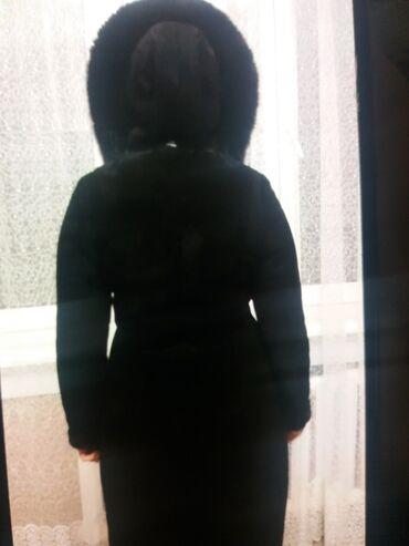 свадебное платье размер 46 48 в Кыргызстан: Продается дубленка размер xxxl ( 46-48) одевали 3 раза