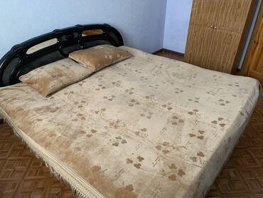 Мебель - Кыргызстан: Двуспальные кровати