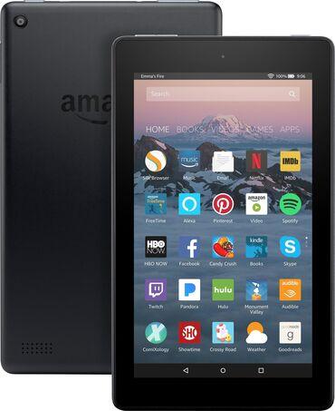 """чехол для планшета 7 в Азербайджан: Amazon firmasının yeni """"Fire 7"""" sonuncu model planşeti satılır. Planşe"""