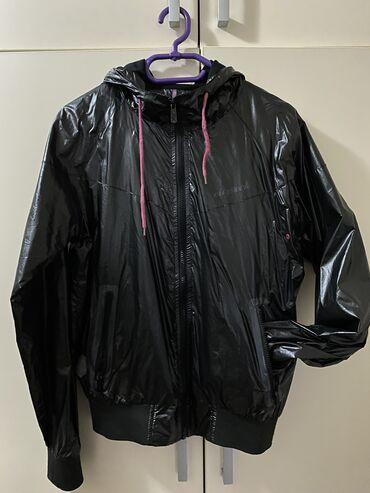 Moto jakna akito - Srbija: Šuškavac jakna M/L velicina, crna, kao nova bez ostecenja