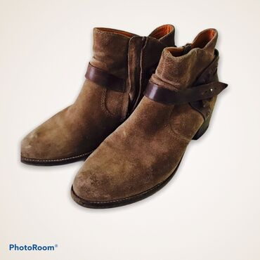 Продаю ботинки Geox, Италия, в идеальном состоянии