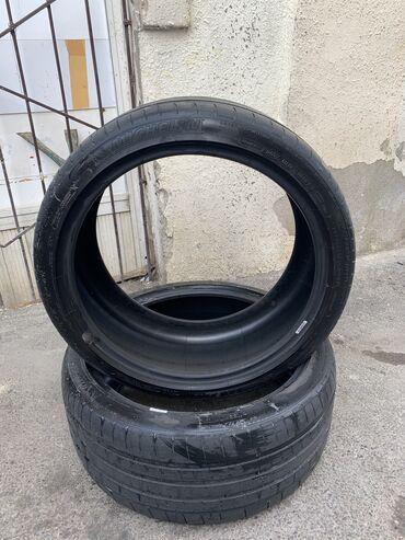 Normal Təkərdir 40min sürməy olar Marka Michelin 265/35ZR20