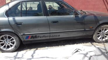 BMW Beyləqanda: BMW 520 2 l. 1991 | 321455 km