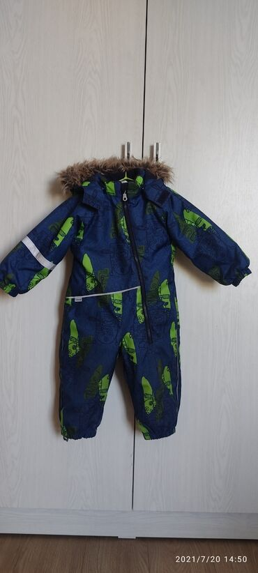 Детский мир - Садовое (ГЭС-3): Продаю зимний комбинезон Lassie. Размер 80+6. Забрать можно в районе