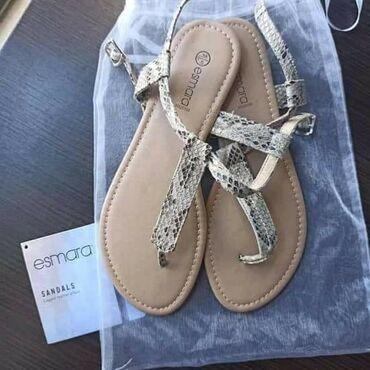 Ženske Sandale i Japanke - Palic: Broj 38 Novo 1690 din