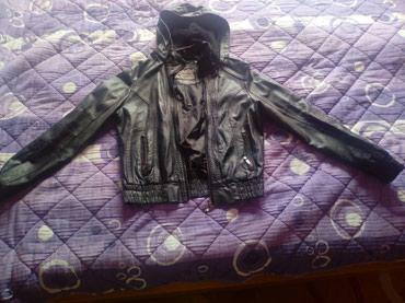 Prodajem žensku jaknu Eko koža. Nova malo korišćena. Dostava - Beograd