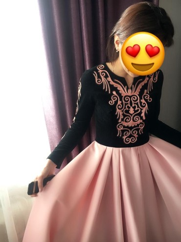 платье в пол батал в Кыргызстан: Платье на кыз узатуу