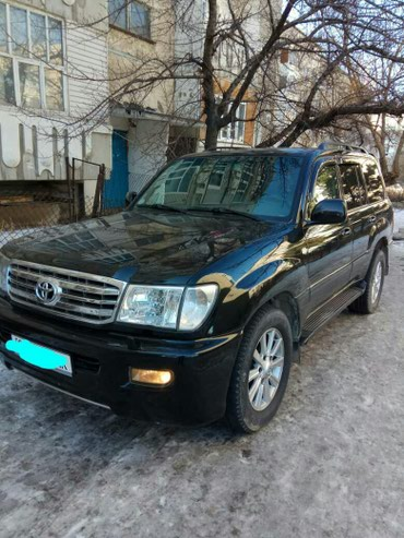 Toyota Land Cruiser 2002 в Бактуу Долоноту - фото 3