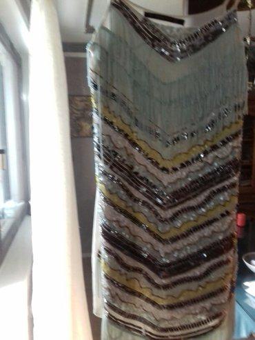 Zara haljinica jako lepih boja vel.s - Prokuplje