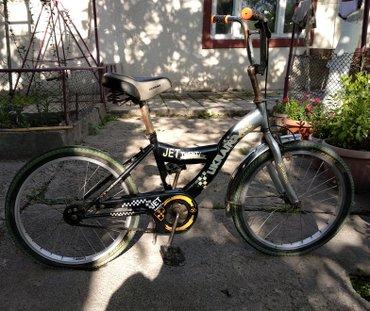 Продаю велосипед. На возраст от 7до 9 в Бишкек