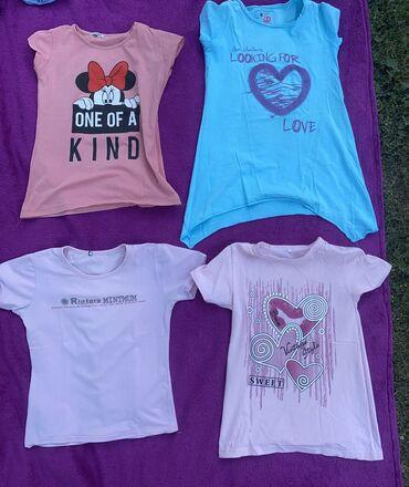 Majice na veliko - Srbija: Bilo koja od ovih majica za 100 dinara!!! Velicine su uglavnom S ili