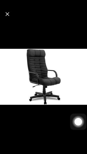 Продаю новый кожанный кресло «Атлант экстра» в Бишкек