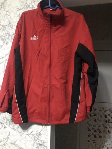 Спортивный пиджак puma оригинал летний размер L в Бишкек