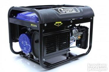 Prenosiva generatorska kompanija RIPPER je nova konstrukcija - Subotica