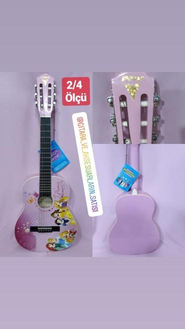 2/4 ölçüdə klassik gitaradı.çanta verilir ✔barterdə mümkündü