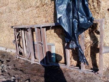 рама на прицеп ташкентский в Кара-Балта