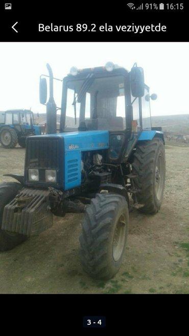 traktor-mtz82 - Azərbaycan: Traktor əla vəziyyətdədir