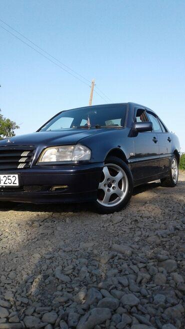 Mercedes-Benz C 180 1.8 l. 1998 | 322000 km