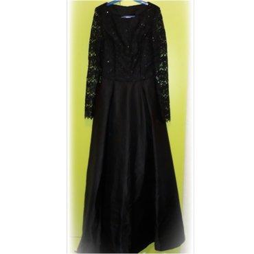 Вечернее платье в пол. Состояние идеальное. Размер: S/M (наш 42/44). П в Бишкек