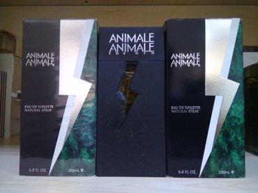 Bakı şəhərində Animale animale for men 200 ml