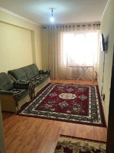 Продажа квартир - Тех паспорт - Бишкек: Элитка, 1 комната, 49 кв. м Бронированные двери, Видеонаблюдение, Не затапливалась