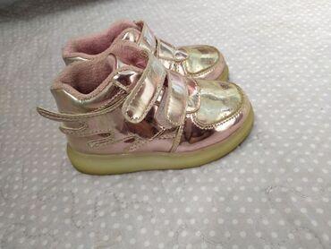 Обувь на девочку, размер 22 (13-14 см) утеплённые