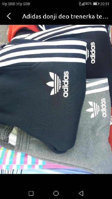 Adidas haljine - Srbija: Adidas trenerke donji delovii   ( L - 3XL )