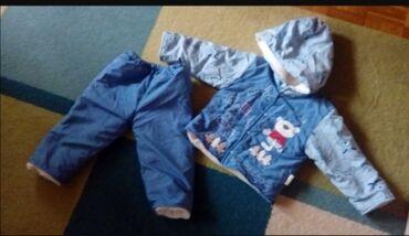 Dečija odeća i obuća - Sremska Kamenica: Skafander 86 kao novo