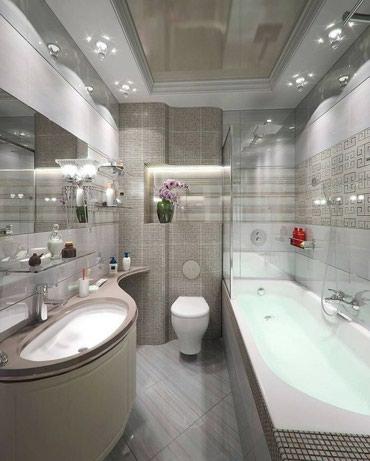 Кладка кафеля ванной лубой сложности качество и гарантия Андрей в Бишкек