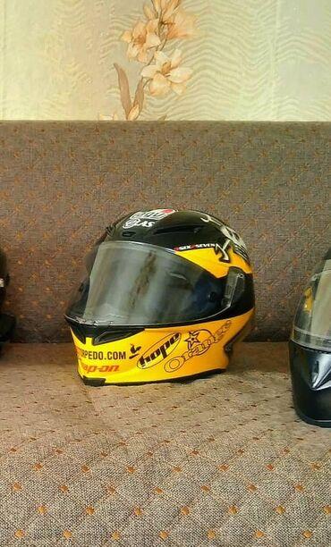 Мото шлем, мотошлем AGV CORSA R GUY MARTIN Размер S, состояние идеал