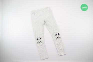 Детская одежда и обувь - Киев: Дитячі штани з принтом GeeJay, вік 6-8 р., зріст 128 см    Довжина: 65