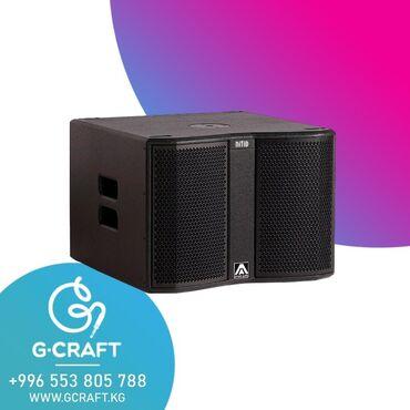 Amate Audio N12W Активный сабвуфер состоит из 12-ти дюймового