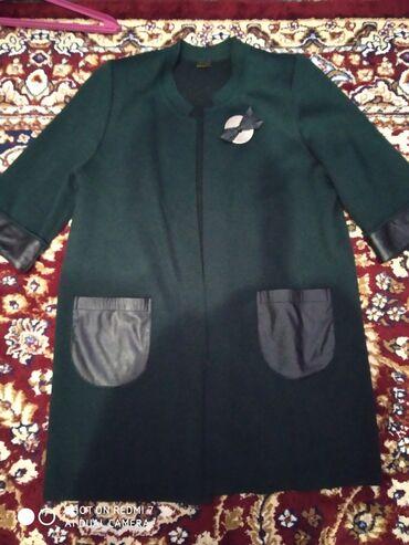 Продаю кардиган для женщин размер 56 цена 1500с цвет темно зеленый ад