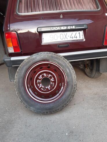 niva tekeri satilir - Azərbaycan: VAZ (LADA) 4x4 Niva 1.7 l. 2013 | 120000 km
