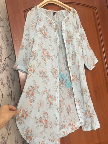 платье из вискозы на лето в Кыргызстан: Индийское платье тонкое легкое на лето ! 🥰