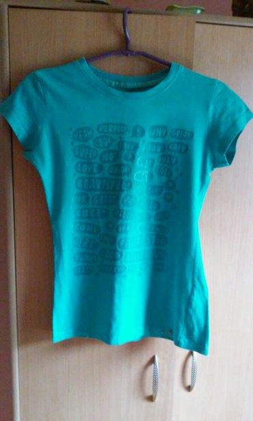 Personalni proizvodi | Vrnjacka Banja: Odlicna,tirkizno plava,pamucna majica,savrsen kvalitet i dizajn,uvek