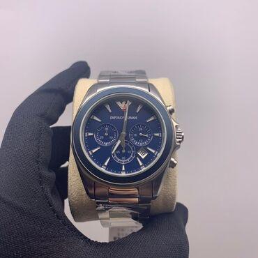 Получили часы Emporio Armani В самом топовом качестве вообще не