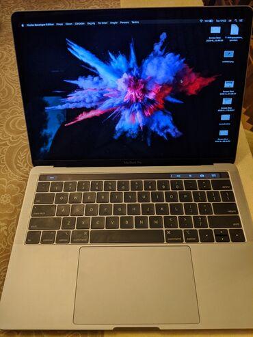 is elani 2018 - Azərbaycan: Macbook Pro 13 (Touchbar) 2018 i5 8GB RAM 256GB SSD Təmizdi.  Ucuz!! Q