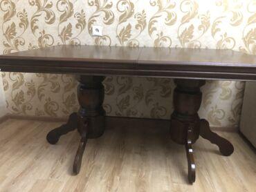 stol ot shvejnoj mashinki в Кыргызстан: Продаю стол, дерево, состояние отличное без царапин и повреждений, как