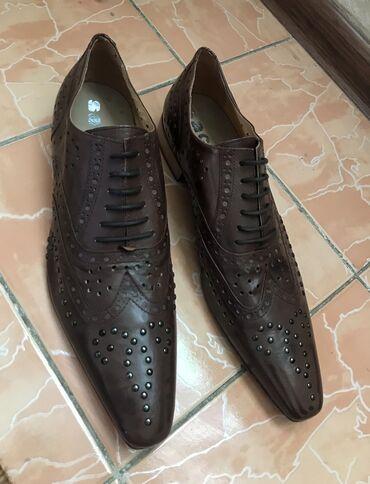 Продаю мужские кожаные туфли. 44размер
