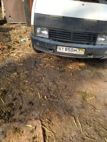 газель бишкек in Кыргызстан | ГАЗ: Продаю газель 2001 года бензин цена 170000 сом или обмен на авто